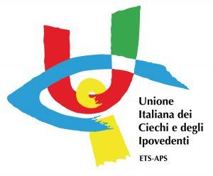 Il nuovo logo dell'Unione Italiana Ciechi ed Ipovedenti